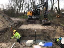 Archeologisch proefsleuvenonderzoek Katwijk-Watergangen
