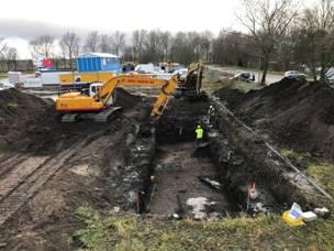 Archeologisch proefsleuvenonderzoek Haarlem-H023